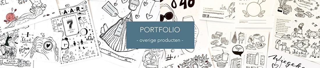 Illustratie producten relatiegeschenken