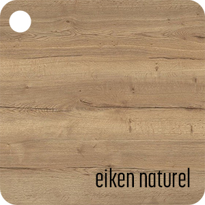 Eiken naturel