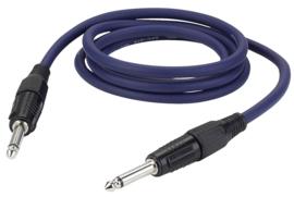 DAP-Audio FS01 - Jack mono > Jack mono, 2 x 1,5mm2 1,5m