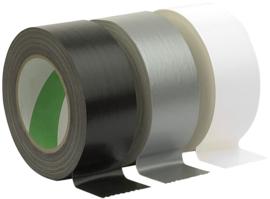 Nichiban Gaffa Tape zwart 50mm/25m