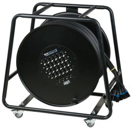DAP-Audio CobraX Stagewheel 24/4 50m