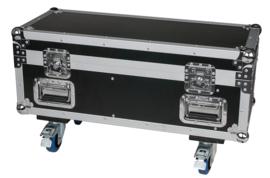 DAP-Audio case for 8x FX shot & 4x baseplate