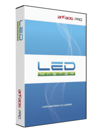 Arkaos LED master (reserve licentie)