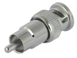 DMT FVA02 - BNC M. > RCA M. 75 Ohm