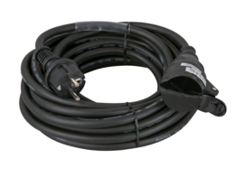 Showtec Schuko-Schuko Extension cable 20m