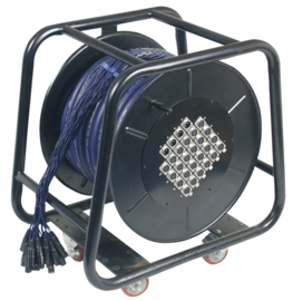 DAP-Audio Stagewheel 24 In - 4 out 30m