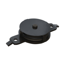 Showtec Eurotrack - Return Pulley - Time Wheel - 85mm