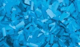 Showtec Show Confetti Rectangle 55 x 17mm Helder blauw 1 kg
