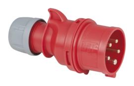 PCE CEE 16A 400V 5p Plug Male