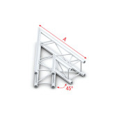 Showtec Corner 45°