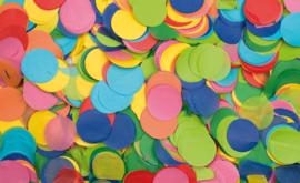 Showtec Show Confetti Round Ø55mm meerkleurig 1 kg