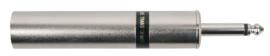 DAP-Audio FLA08 - XLR M. 500 Ohm > Jack M. 50 kilo-Ohm
