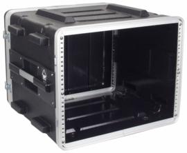 DAP-Audio double door case 8U ABS