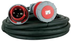 Showtec Extension Cable, 3 x 63A 380V 10m