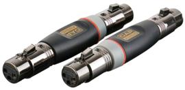 DAP-Audio XGA21 - XLR/F 3p. > XLR/F 3p.