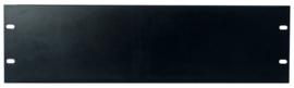 DAP-Audio 19 inch blindpanel black 3U