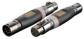 DAP-Audio XGA29 - XLR/M 5p. > XLR/F 3p.