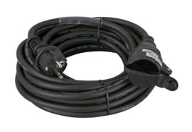 Showtec Schuko-Schuko Extension cable 10m