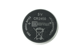 Knoopbatterij CR2450 (20stuks)