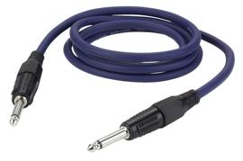 DAP-Audio FS01 - Jack mono > Jack mono, 2 x 1,5mm2 10m