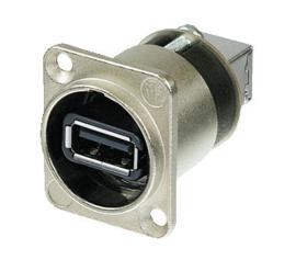 Neutrik USB D-Chassis
