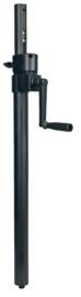 DAP-Audio Wind up speakerstand M20 Thread 35mm