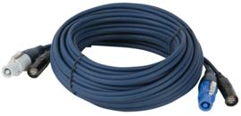 Showtec Neutrik Powercon / Ethercon Extension Cable 1,5m