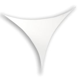 Showtec Stretch Shape Triangle 500 x 250 cm