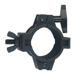 """Showtec Universal PCV Pipe Clamp 1"""", 1,5"""" and 2"""" (50mm)"""