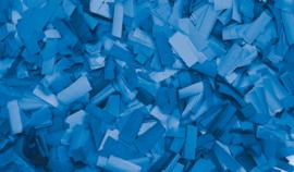 Showtec Show Confetti Rectangle 55 x 17mm Blauw