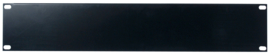 DAP-Audio 19 inch blindpanel black 2U