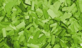 Showtec Show Confetti Rectangle 55 x 17mm Helder groen 1 kg
