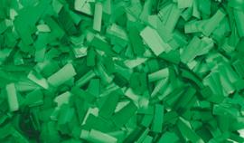 Showtec Show Confetti Rectangle 55 x 17mm Groen 1 kg