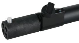 Showtec Telescopic upright 2-way 120 - 180 cm