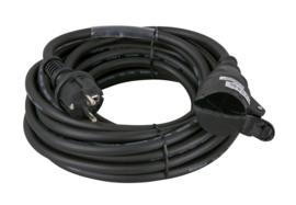 Showtec Schuko-Schuko Extension cable 15m