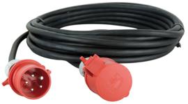 Showtec Extension Cable, 3x 32A 380V 10m