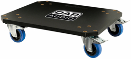 DAP-Audio wheelbase for rack cases