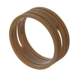 Neutrik XX-Series colored ring Bruin