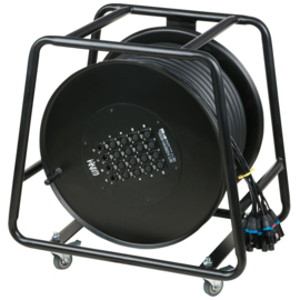 DAP-Audio CobraX Stagewheel 16/4 50m