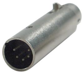 DAP-Audio FLA29 - 5p. - 3p. XLR Adapter