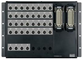 DAP-Audio Stagebox