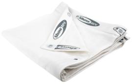 Showtec Square cloth white 3,4m x 3,4m