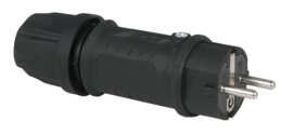 PCE Solid Rubber Connector Male
