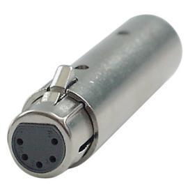 DAP-Audio FLA30 - 3p. - 5p. XLR Adapter
