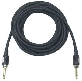DAP-Audio FL17 - Road Guitarcable straight Ø7 mm 6m