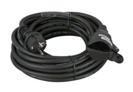 Showtec Schuko-Schuko Extension cable 5m