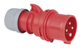 PCE CEE 16A 400V 4p Plug Male