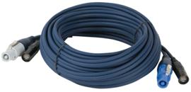 Showtec Neutrik Powercon / Ethercon Extension Cable 3m