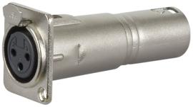 DAP-Audio FLA50 - XLR F. 3p. chassis > XLR M. 3p.