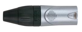 DAP-Audio XLR 3p. X-type Male